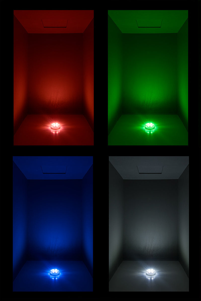 LED Accent Light RGB - Waterproof
