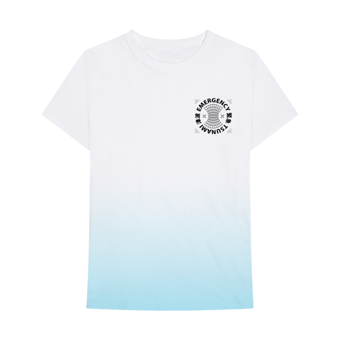 AIR RESCUE GRADIENT WASH TEE