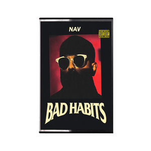 BAD HABITS CASSETTE + DIGITAL ALBUM