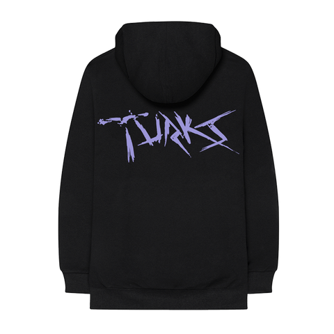 Turks Cover Hoodie + Digital Album