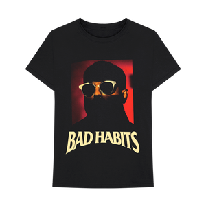 BAD HABITS COVER TEE + DIGITAL ALBUM