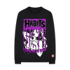HABITS LONGSLEEVE + DIGITAL ALBUM