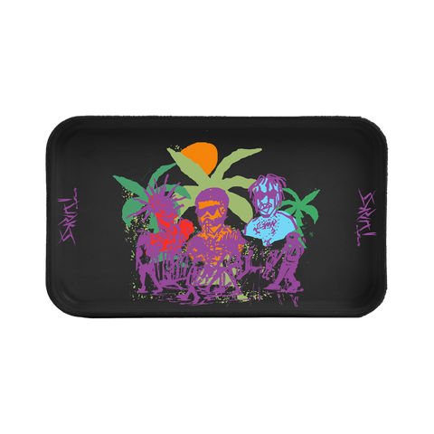 Turks Rolling Tray + Digital Album