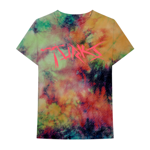 Turks Tie Dye Tee + Digital Album