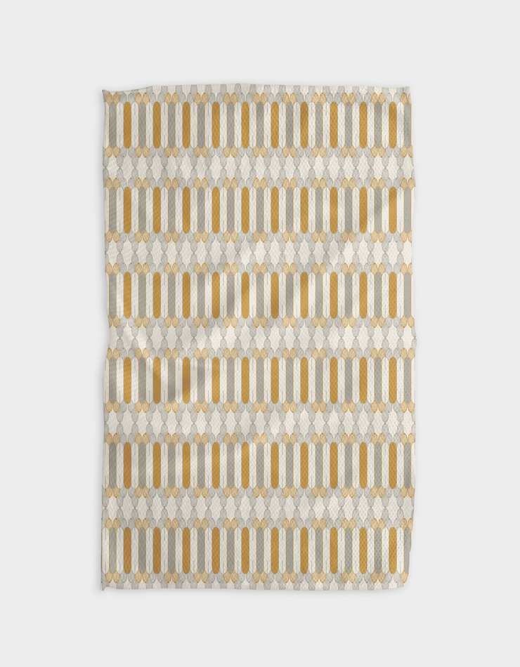 Musée D'or Kitchen Tea Towel