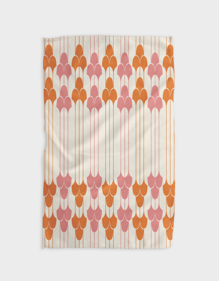 Paradis Rose Kitchen Tea Towel
