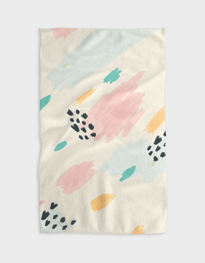 Candy Kitchen Tea Towel