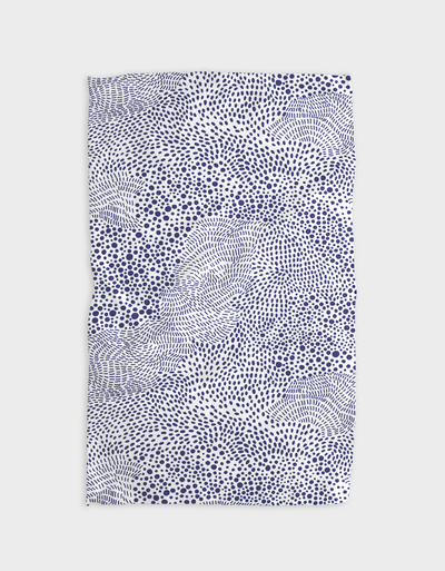 Changing Spots Kitchen Tea Towel