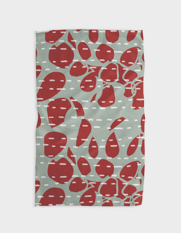 Cherries Kitchen Tea Towel