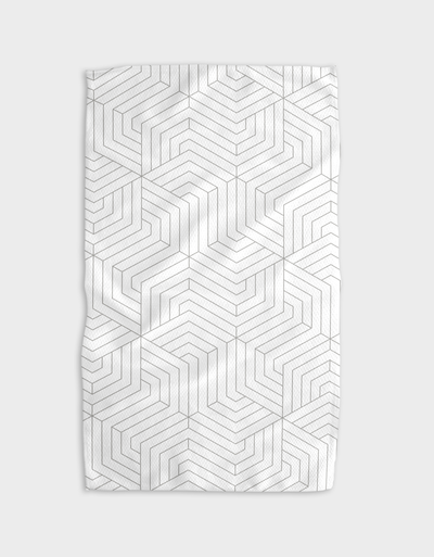 Cube It Kitchen Tea Towel