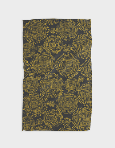 Dandelions Kitchen Tea Towel