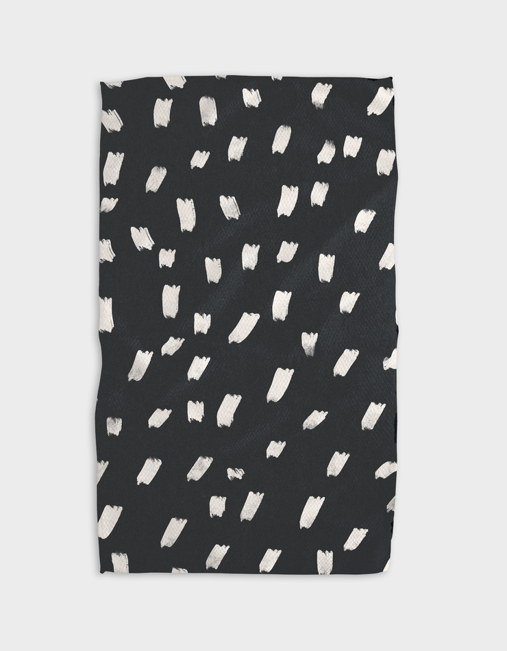 Dark Out Kitchen Tea Towel