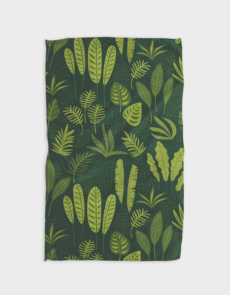 Fern Kitchen Tea Towel