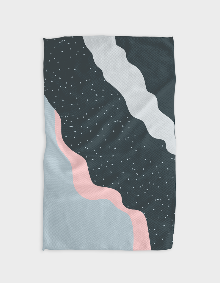 Flow Kitchen Tea Towel