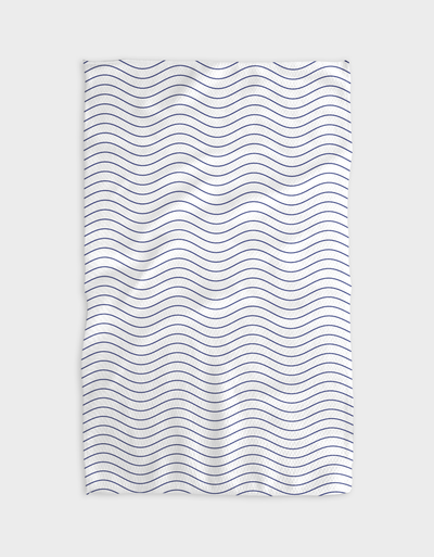 Frequency Kitchen Tea Towel
