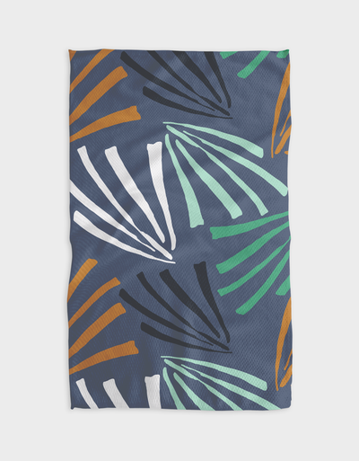 Fronds Kitchen Tea Towel