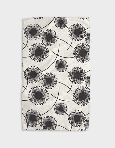 Fully Bloomed Kitchen Tea Towel