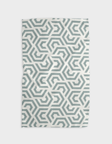 Geo Kitchen Tea Towel