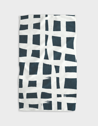 Gridlock Kitchen Tea Towel