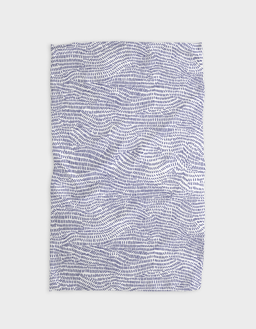 Growing Lines Kitchen Tea Towel