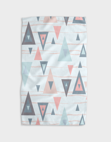 Higher Mountains Kitchen Tea Towel