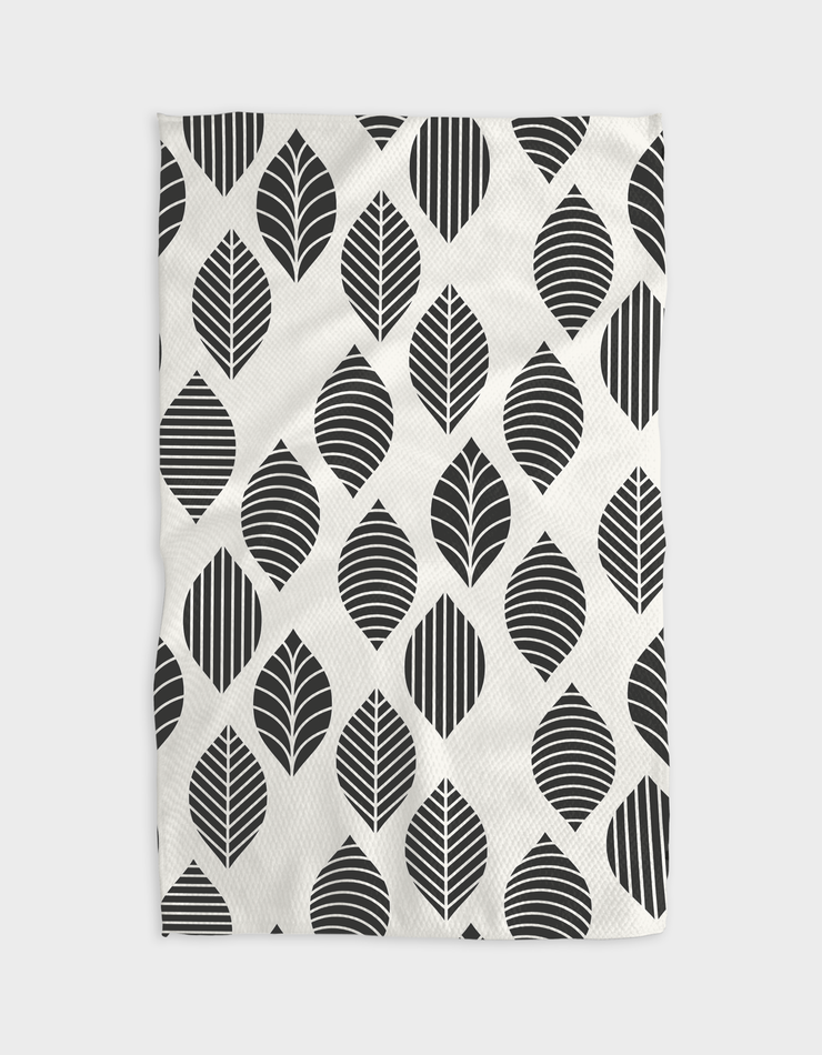 Line Upon Line Kitchen Tea Towel