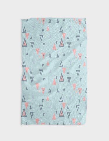 Little Peaks Kitchen Tea Towel
