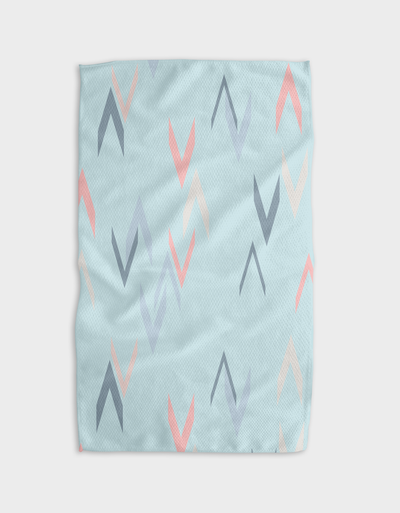 Minty Kitchen Tea Towel