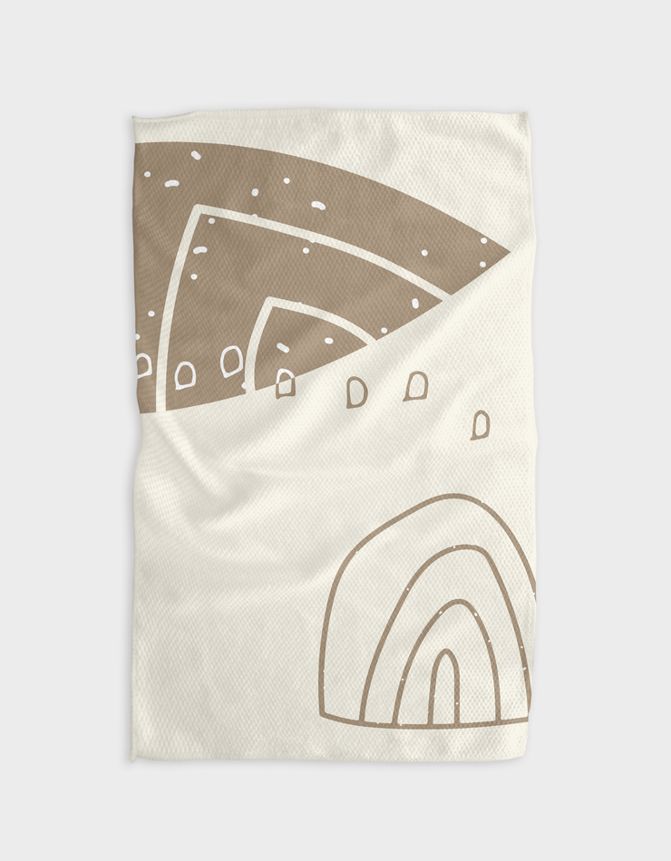 Mountains Kitchen Tea Towel