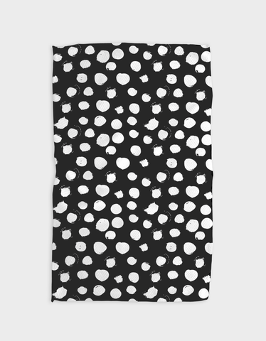 Night Sky Kitchen Tea Towel