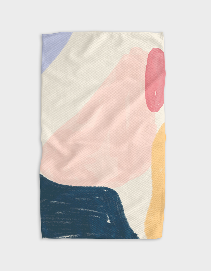 Passionfruit Kitchen Tea Towel