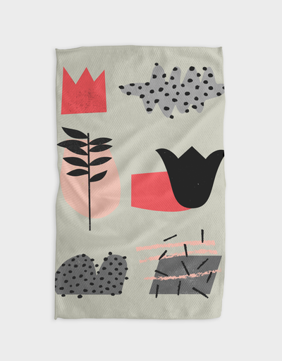 Poppy Kitchen Tea Towel