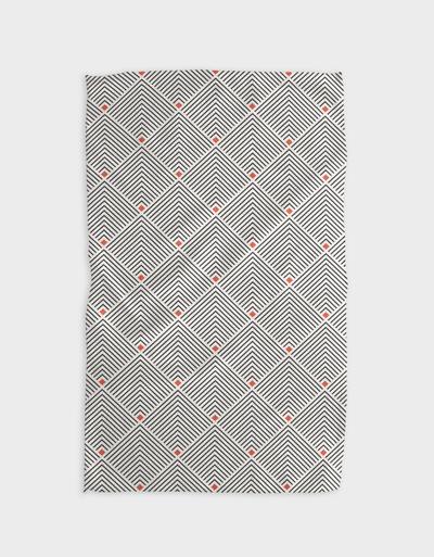 Pyramids Kitchen Tea Towel