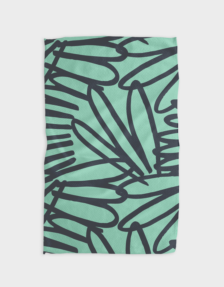 Ricochet Kitchen Tea Towel
