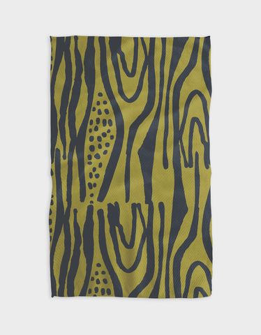 Sea Kelp Kitchen Tea Towel