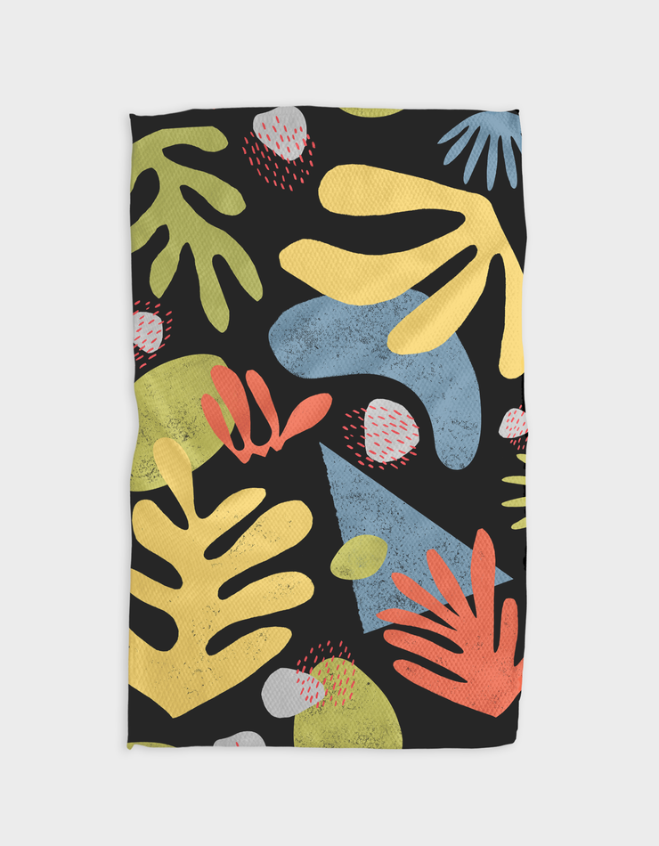 Seas Kitchen Tea Towel