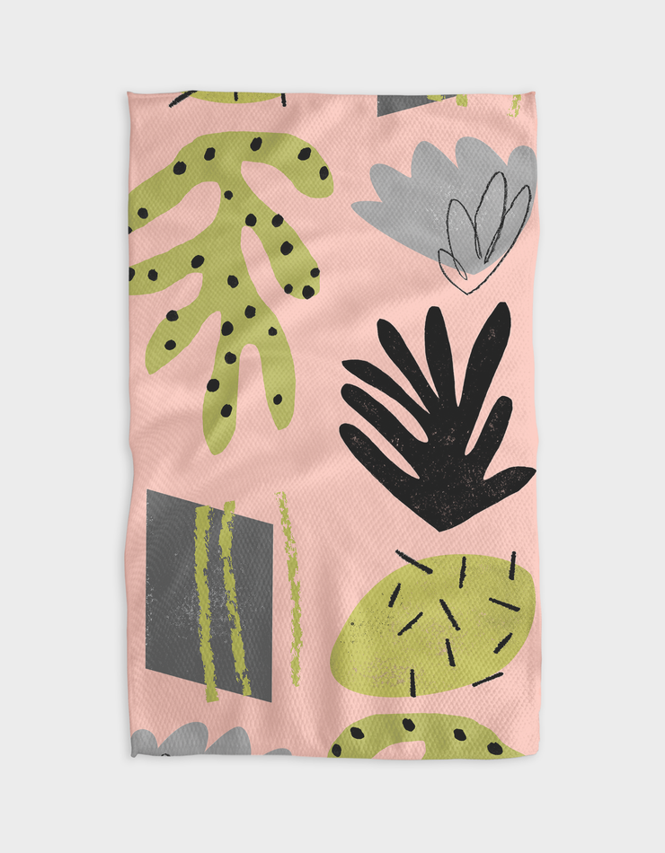 Seaweed Kitchen Tea Towel