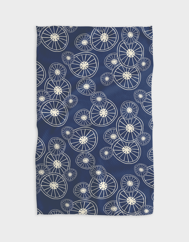 Sliced Savor Kitchen Tea Towel