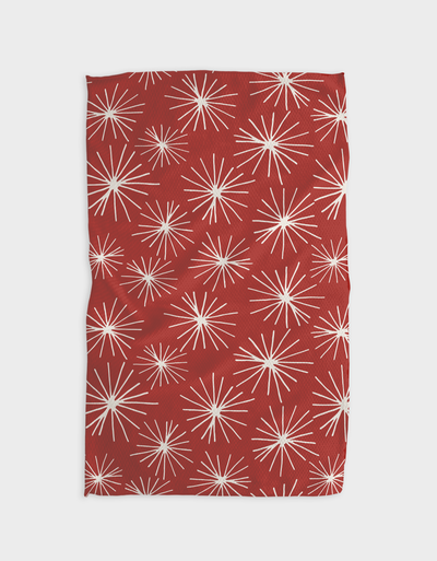 Starburst Kitchen Tea Towel