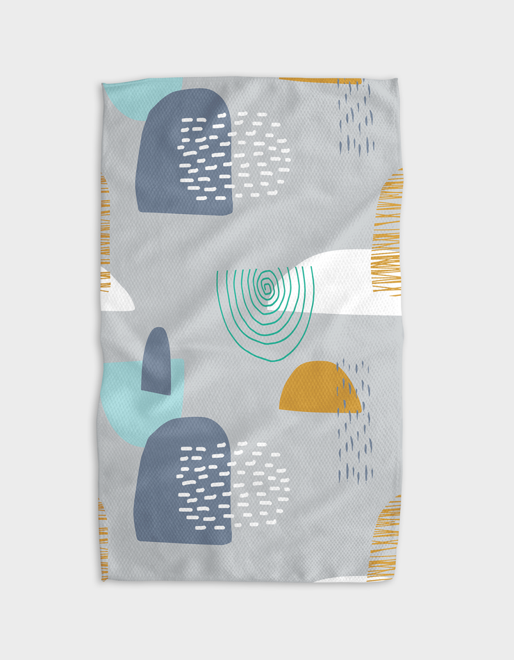 Sunrise Fields Kitchen Tea Towel