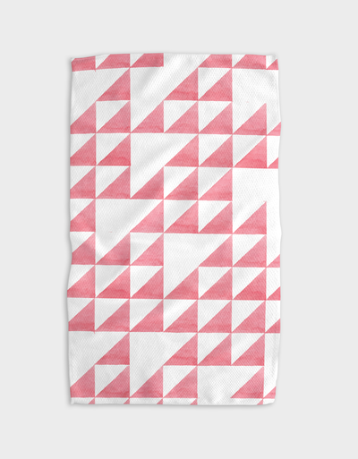 Angles Kitchen Tea Towel