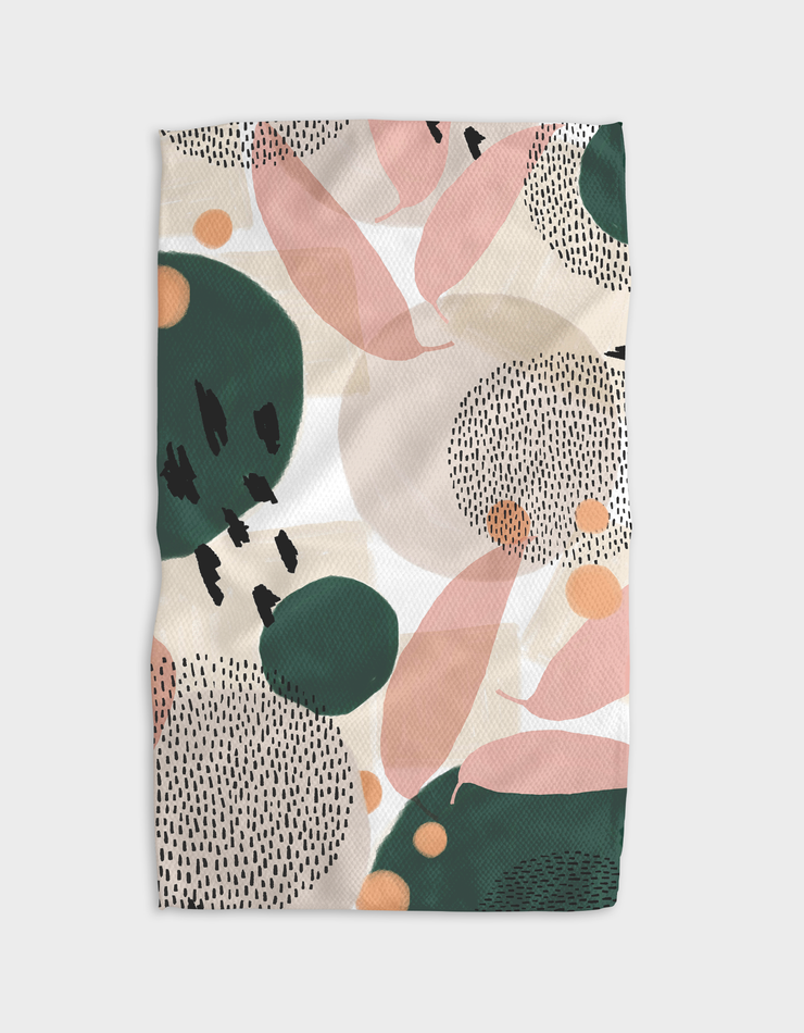 Falling Kitchen Tea Towel