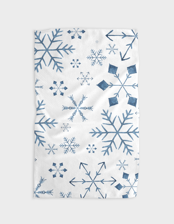 Colder Skies Kitchen Tea Towel