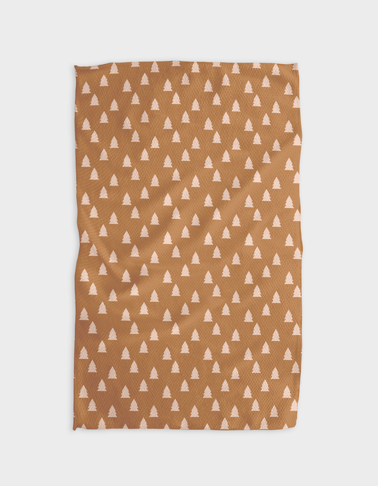Drawn Choco Kitchen Tea Towel
