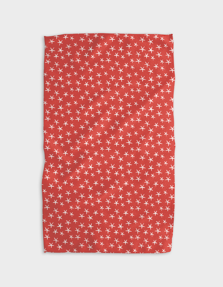 Drawn Twinkles Kitchen Tea Towel