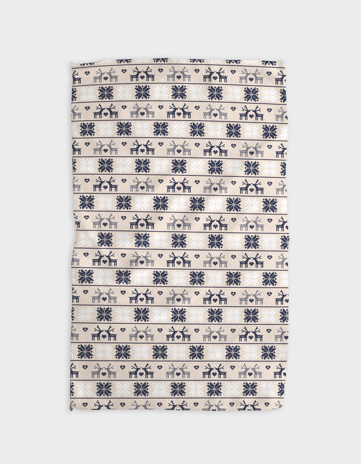 Duke Warm Kitchen Tea Towel