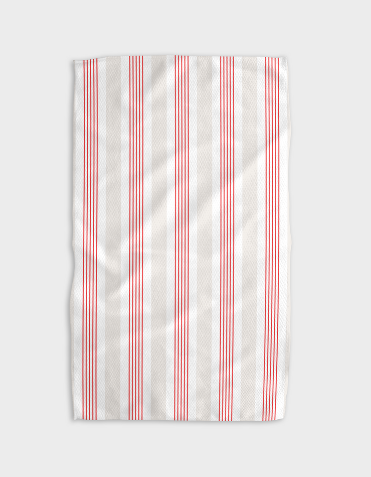 Earn Your Stripes - Candy Apple