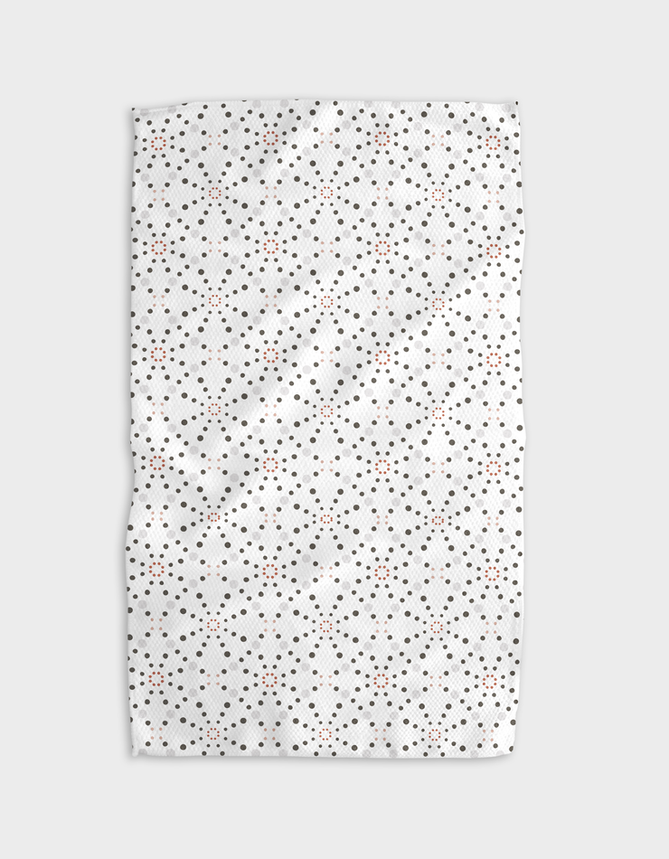Fractal Beauty Kitchen Tea Towel