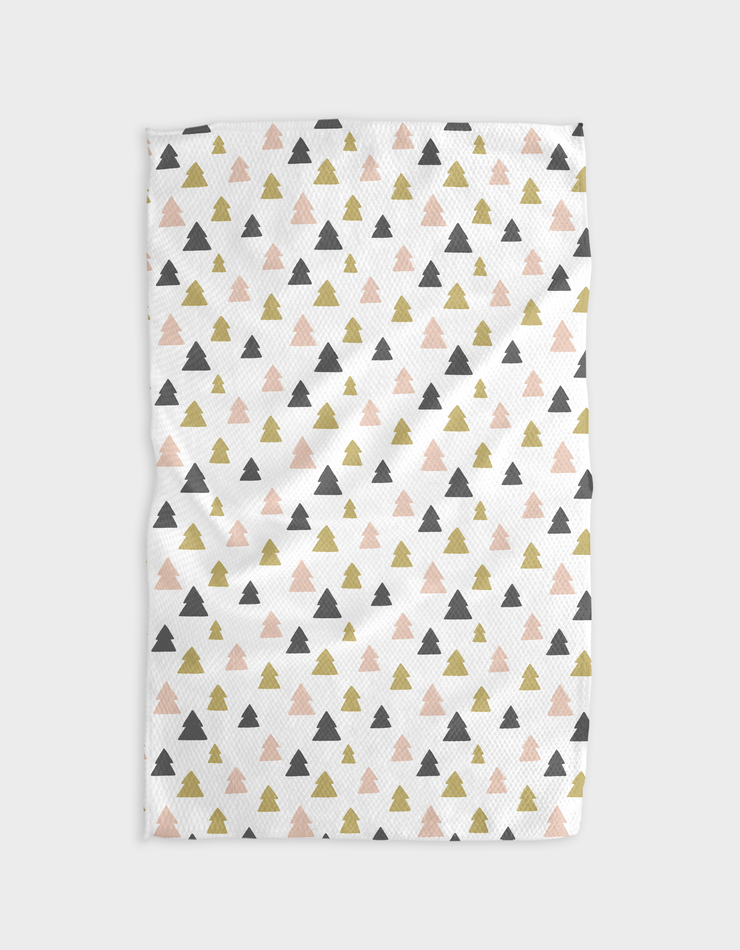 Mocha Goldies Kitchen Tea Towel