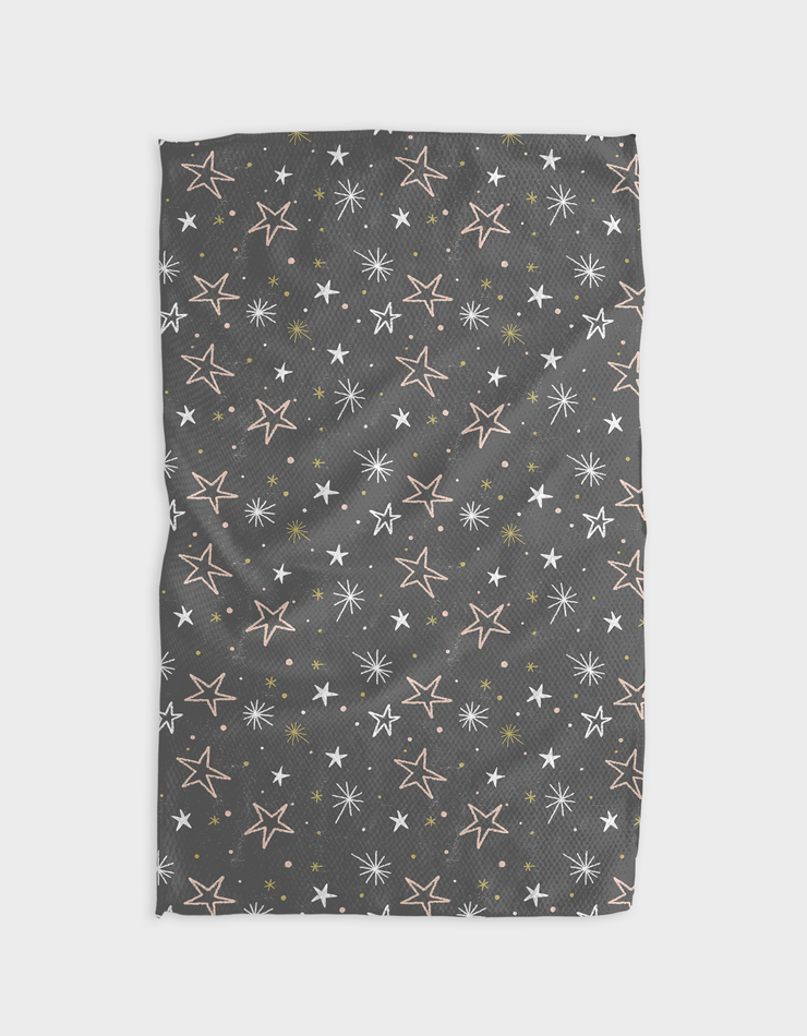 Mocha Strellas Kitchen Tea Towel